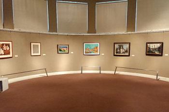 【南魚沼市】棟方志功の作品の常設展示をはじめ、企画展示などの展覧会を開催する記念館