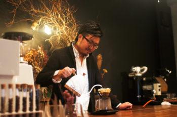鈴木コーヒー・佐藤社長にとってコーヒーとは? &直営店紹介