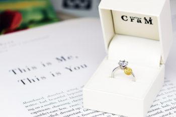 プロポーズはクリスマスに! アトリエクラムのプロポーズ専用リングなら1週間前でも間に合います