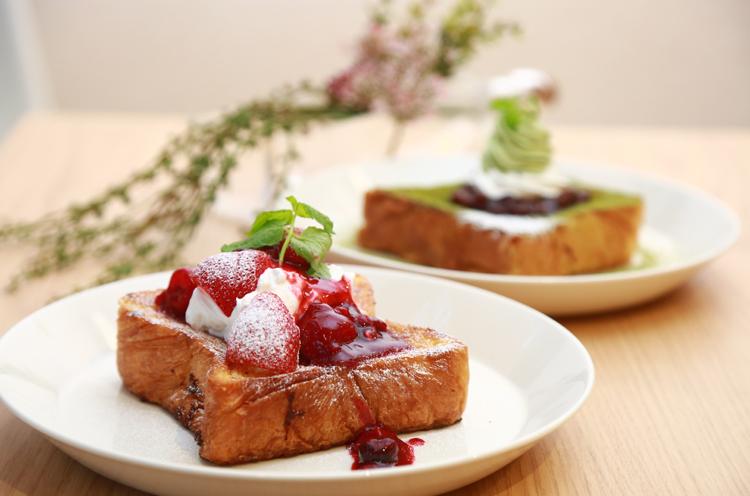 フレンチトーストの店 ル スリールドゥラフェの詳細は画像をクリック!