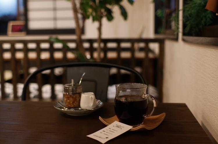 『えんブレンド』。月替わりのおすすめコーヒーもあります