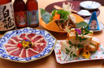 阿賀野市の多彩な魅力を食で発信する割烹!