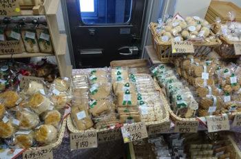 人気のパン屋さんを乗せた「パン列車」が走る!!