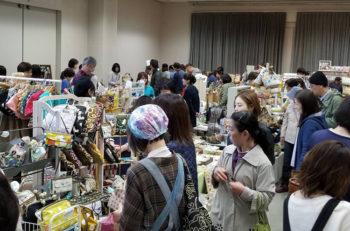 三条市にハンドメイド作家・雑貨屋50店舗が大集合!