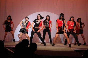 若者の文化活動推進交流会。音楽や演劇、作品展などが楽しめる