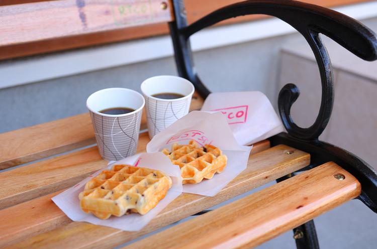 Waffle&Coffee Ricoの詳細は画像をクリック!