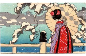 【新発田市】蕗谷虹児記念館/小林かいちと「日本のアール・デコ」展