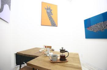 アートと楽しむフレンチプレス|新潟市秋葉区