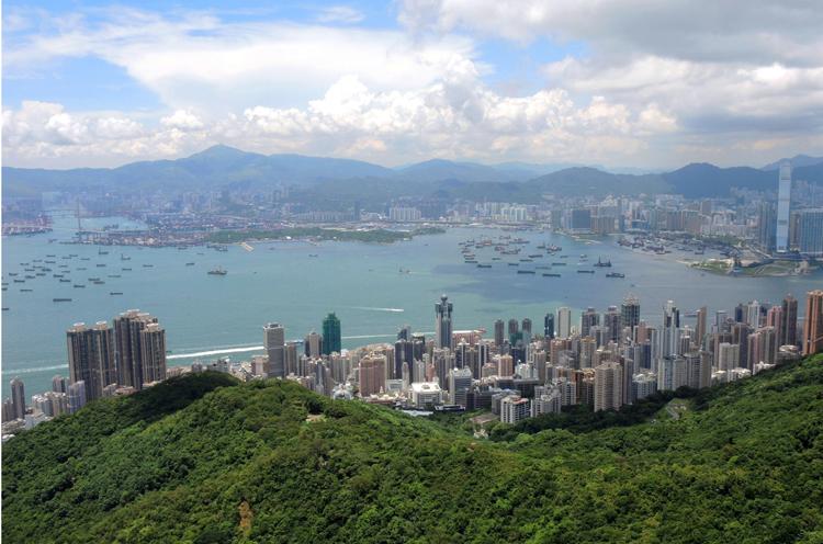 ヴィクトリア・ピーク ©香港政府観光局