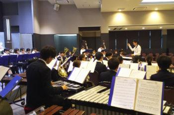 新潟大学吹奏楽部、年間活動の集大成を発表する定期演奏会