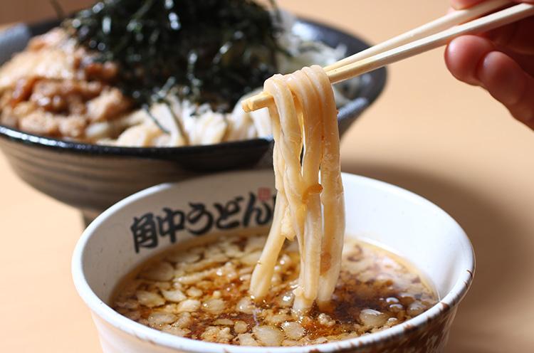 『肉つけうどん』(730円税抜)