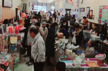 新年は1月12日開催! 心がぽかぽかするような雰囲気の、小さなマーケット