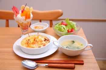 仲良し奥様トリオのアットホームカフェ|新潟市東区秋葉