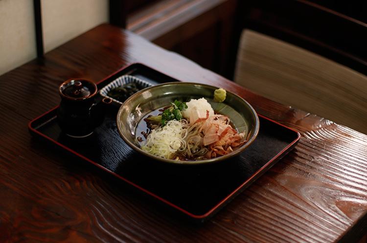 『おろし蕎麦』(950円税抜)