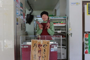 老舗青果店ならではのこだわり&絶品焼芋販売中|新潟市古町8