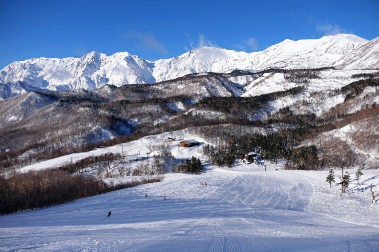 日本最大級のビックゲレンデ! 栂池(つがいけ)高原スキー場