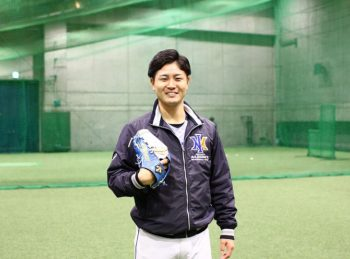 野球での「縁」と新潟の人のあたたかさで、今ここにいる― 新潟アルビレックス・ベースボール・クラブ 総合営業部 山口祥吾さん―