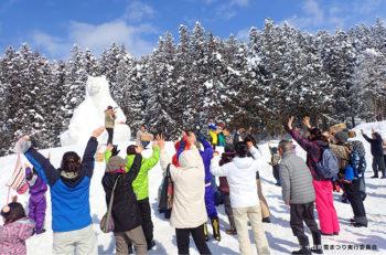 十日町の冬の一大イベント。美しい雪像や多彩なイベントで楽しもう!