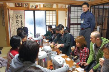【村上市】日本茶のおいしい淹れ方などをプロから学べます!