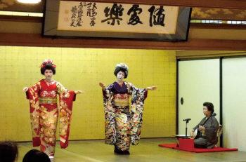 【新潟市】古町芸妓さんの舞を鑑賞しながら老舗料亭のランチを楽しもう!