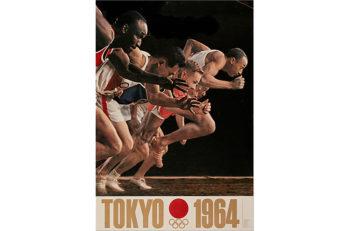 1964東京オリンピックの公式ポスター展