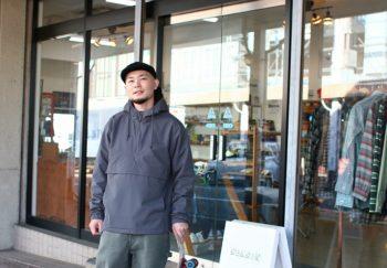 スケートボードやスノーボードの楽しさを通じて地域を盛り上げたい―SEASON店主 櫻井一崇さん―