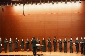 新潟市を拠点に活動する無伴奏混声合唱団「合唱団NEWS」の演奏会