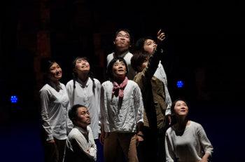 高校演劇部と市民有志による公演3本立て