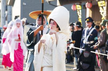 【阿賀町】狐の嫁入り行列参加者&スタッフを募集中!