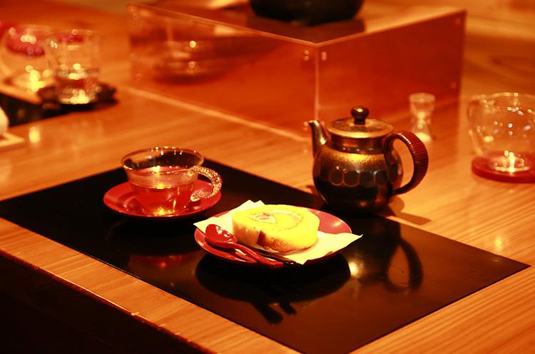 日本茶専門カフェ 茶寮カネエイ
