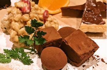 【期間限定】チョコ系充実!1200円でケーキ食べ放題!|新潟市江南区