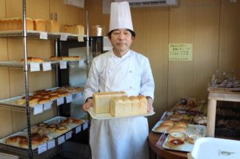 「体にやさしい自然なパン」の店が秋葉区新津に移転