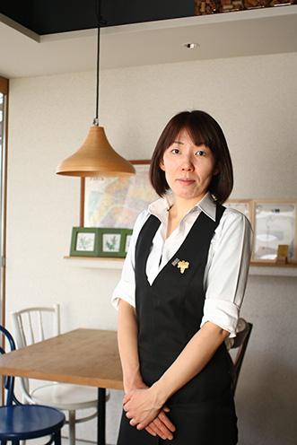 富樫智夏さん
