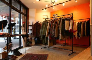 アメリカで買い付けた良質な古着|新潟市中央区