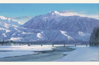【弥彦村】雪と光が織りなす美しい景色を弥彦の丘で鑑賞しよう!