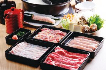 たったの+500円でしゃぶ鍋食べ放題が国産牛に!|新潟駅南