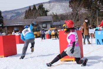 【妙高市】第9回 妙高スポーツ雪合戦大会