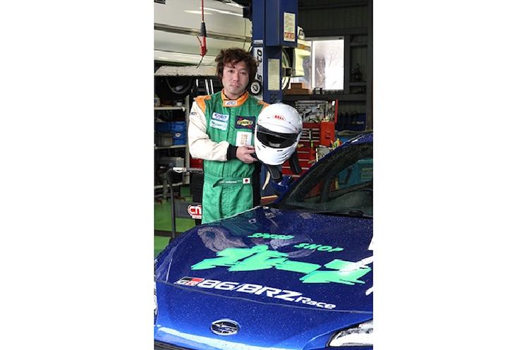 整備主任の小日山さん自身もレースに参戦。その貴重な経験やノウハウもフィードバックされる