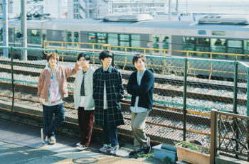 sumika、4月に朱鷺メッセで新潟公演開催! 片岡健太(Vo&Gu)の最新インタビューです!!【動画コメントあり】