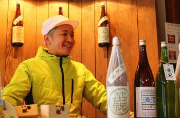 父の酒を喜ぶ人達を見てUターン【新潟酒注目人 笹祝酒造 笹口亮介さん】