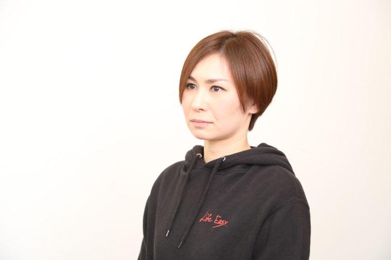 モデル・小林千春さん