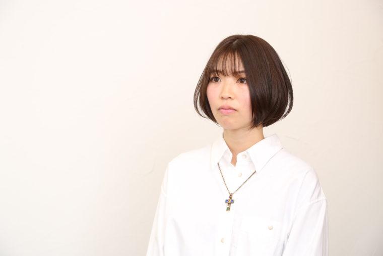 モデル・稲垣美紀さん