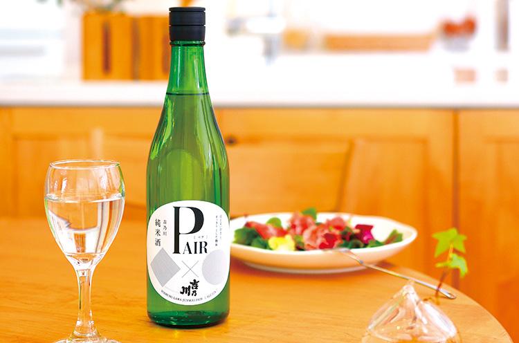 吉乃川 純米酒 PAIR(720ml・1,000円税抜)