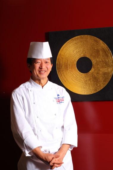 「素材の風味を生かした広東料理は、若い方からご年配まで幅広くお楽しみいただけます」と中野料理長