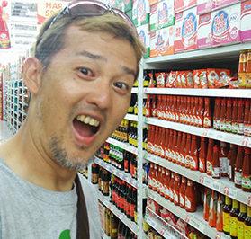 研修のため、タイへ旅行へ出かけた時のスナップをいただきました