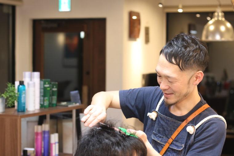 【新潟市秋葉区】hair+relax nel sole