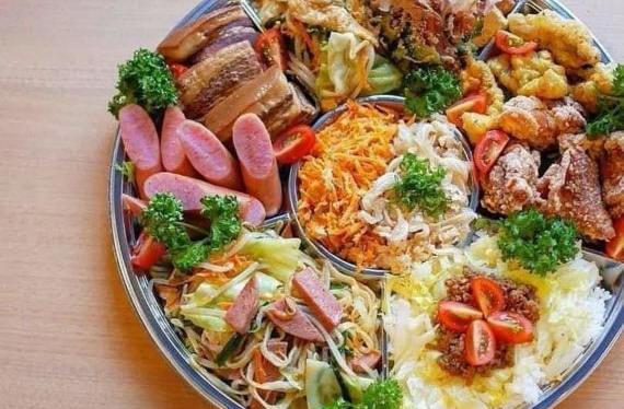 本格沖縄料理 いちゃりば!!の『沖縄料理オードブル』