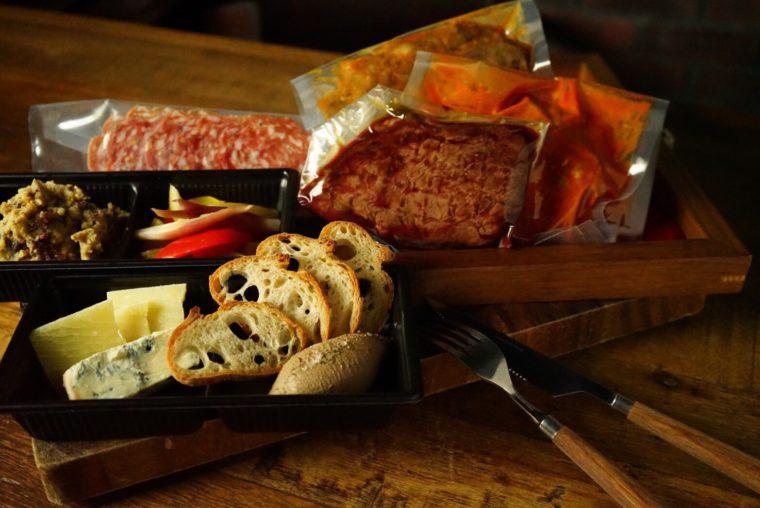 肉料理専門 ワインバル NIQの『NIQの家飲みセット』