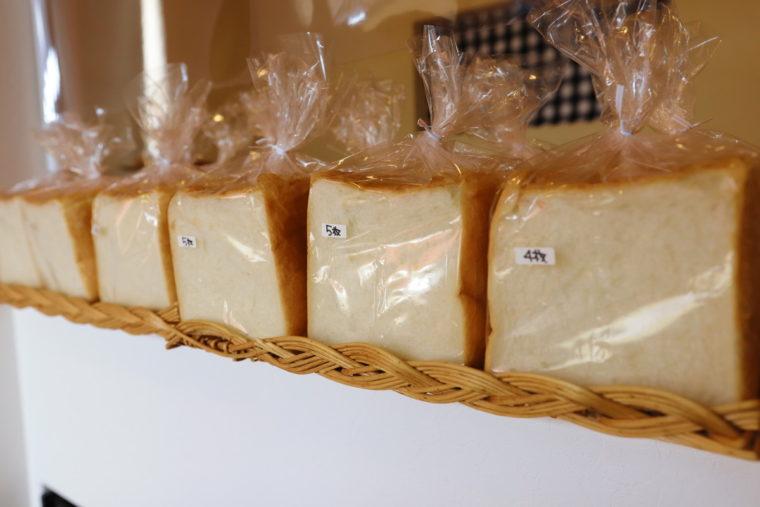 『食パン』(1斤280円税込)