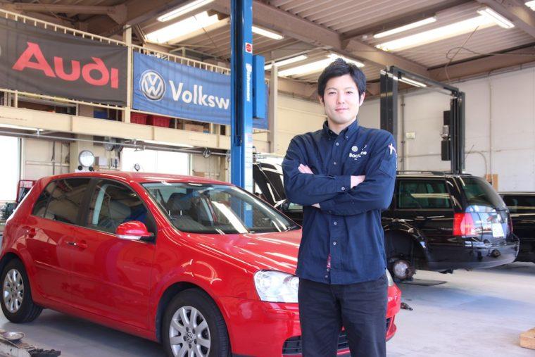 【自動車整備のスペシャリスト】Backbone Garage/本間亮史さん